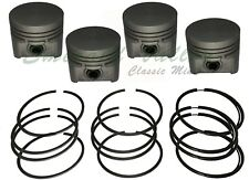 Classic Mini 1985-1994 New STD 4 Piston Set 998 10.3 to 1