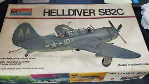 Monogram 1/48 Helldiver SB2C