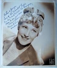 1930s ? FLORRIE LE VERE~James J Kriegsman Photo~Signed
