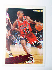 CARTE  NBA BASKET BALL 1995  PLAYER CARDS B.J. ARMSTRONG (30)