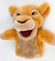 Disney Lion King Nala Simba Plush Hand Puppet  Stuffed Animal ?