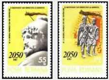 Timbres Roumanie 3269/70 ** lot 20506