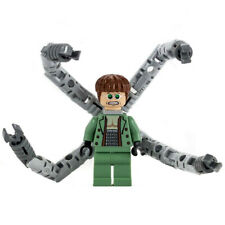 LEGO Spider-Man 2 - Dr. Octopus / Doc Ock Minifigure - From #4855 Train Rescue