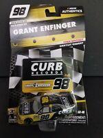 2019 WAVE 09 NASCAR Authentics 1:64 GRANT ENFINGER TRUCK SERIES CURB RECORDS
