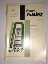 Ham Radio Magazine Vhf Fm Transmitter Power Supplies February 1970 121816rh