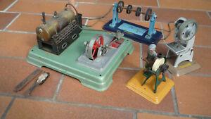 Dampfmaschine Modell Fa. Fleichmann mit Zubehör