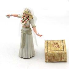 Free Ship 3.75in. Indiana Jones WILLIE SCOTT Temple of doom Action Figure Toy
