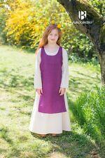 Mittelalter Überkleid Kinder Kleid Ylva / LARP - Flieder von Burgschneider