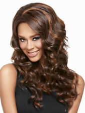 Goddess Waves Lace Front by LuxHair Wigs - Copper Red & Medium Auburn
