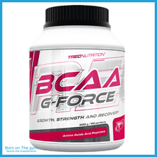 Trec Nutrition BCAA G-Force Amino Acid & Glutamine Max Strenght Recovery Powder