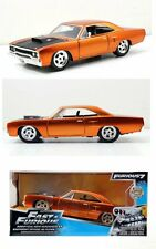 JADA FAST & FURIOUS 7 DOM'S 1970 PLYMOUTH ROAD RUNNER 1/24 NEW IN BOX 97126