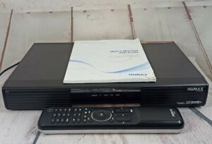 HUMAX PVR-9150T Freeview 160GB HDD Twin Tuner Digital TV Recorder Remote Control