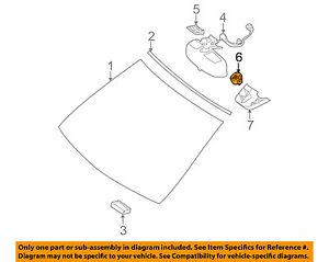 MERCEDES OEM 12-16 E350 Headlamp-Sentinel Sensor 2049014504