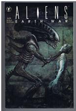 Aliens - Earth War #2 ( Dark Horse Comics)  John Bolton Cover NM