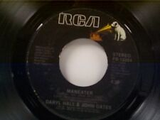 """HALL & OATS """"MANEATER / DELAYED REACTION"""" 45"""