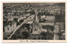 Riesa 1940, Luftbild