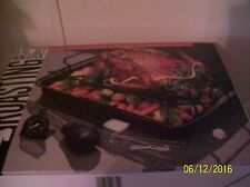 Metro  Roasting Pan With V Shaped Rack,Quality French Non-stick Cookware,NIB