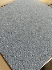 More details for grey zinc reclaimed a grade carpet tiles - 20 tiles/ 5sqm per box! only £20!!