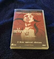 The Vampire Collection (DVD, 2006, Special Edition) collection of movies
