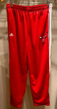 Adidas Team Vintage Boys XL (18-20) Bulls Polyester Warm-Up Pants