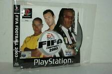 FIFA FOOTBALL 2003 GIOCO USATO SONY PSONE VERSIONE ITALIANA FR1 40848