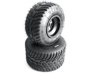Go Kart Mojo W5 Wet Rain Tyre For Mini / Junior / Senior Max Karting Race Racing