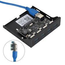 PCI-E auf USB3.0 Front Floppy Bay Adapterkarte Erweiterungskarte für NEC720201