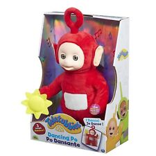 Dancing Po Teletubbies Toy Singing & Dancing Po Figure NEW TOY