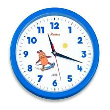 Kinder Zimmer Wand Uhr Sendung mit d Maus Jungen Mädchen Lern ohne Ticken leise