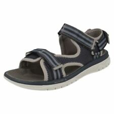 ADIDAS Kitsilano Sandal M Scarpe Sandali Sandali Velcro Nero Uomo 024727