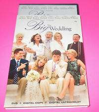 The Big Wedding (DVD, 2013- NEW! )  Robert De Niro Diane Keaton Katherine Heigl