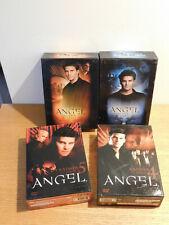 LOT 4 COFFRET DVD ANGEL SAISON 1-4-5 premiere partie