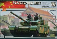 Panda Hobby 1:35 PLA ZTZ-99A MBT Main Battle Tank Plastic Model Kit #PH35018