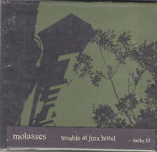 MOLASSES - trouble at jinx hotel CD