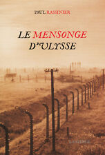LE MENSONGE D'ULYSSE/PAUL RASSINIER