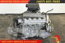 JDM Honda Civic CRX D13B 88-91 Replacement D15 D16 Engine 5 Speed Manual Trans