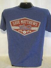 Dave Matthews Band T-Shirt Tee Alternative Rock Music Band Virginia New 1001