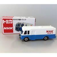 Takara Tomy Tomica NHK Outside Broadcasting Van (Truck) New Japan