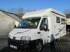 Peugeot 2 Sleeping Capacity Campervans & Motorhomes