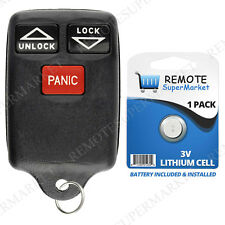 Replacement for Dodge 1996-1998 Dodge Grand Caravan Remote Car Keyless Entry Fob