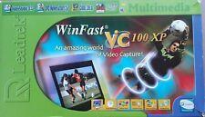 Video Capture Card PCI Leadtek Winfast VC100 XP