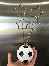 Soccer & Stars Photograph Holder