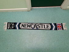 Newcastle United Football Supporters Scarf