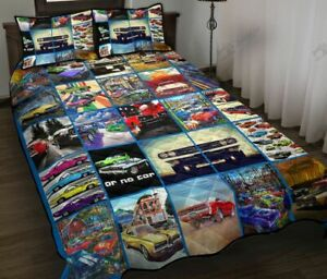 Mopar Quilt Bed Set DA274