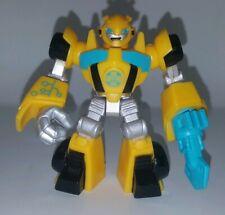 "Hasbro Playskool Heroes Transformers Rescue Bots BUMBLEBEE 3.5"" Action Figure"