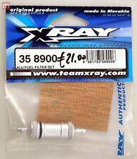 Xray 358900 Filtro Carburante Aluminium Fuel Filter Set modellismo