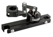 Precision Racing PRO Steering Stabilizer Damper Kit BLACK Suzuki King Quad 750