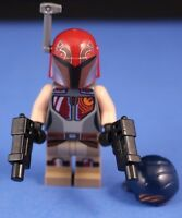 LEGO® brick STAR WARS™ REBELS 75106 SABINE WREN™ Minifigure w HELMET 100% LEGO