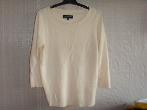 """""""JONES New York Collection"""" Knit Top, Size XL, Viscose Wool"""