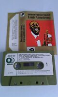 Louis Armstrong. The Unforgettable. Damont Records. 1974.  Mono. 12 Track Album
